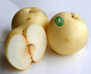 Nashi, Pera asiática, Pera manzana