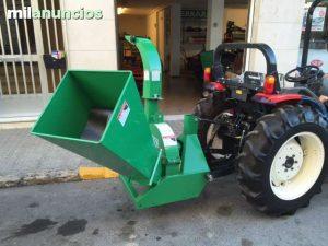 Biotrituradoras Para Tractor
