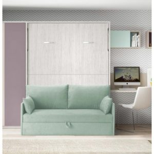 Camas Abatibles Vertical Con Sofa