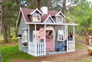 Casas De Jardin Infantiles