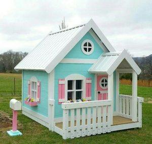 Casas De Jardin Para Ninos