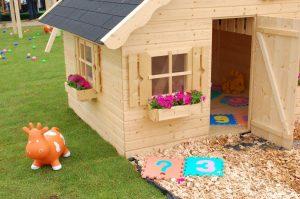 Casas Infantiles De Madera Para Jardin