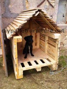Casas Para Perros Con Palets