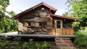 Casas Pequena De Madera