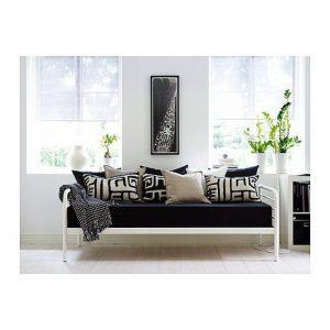 Cojines Para Sofa Negro