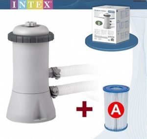 Filtros Piscina Intex