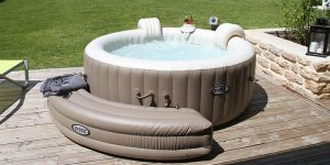 Jacuzzis Gonflable