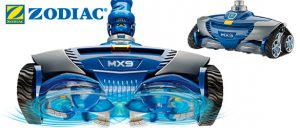 Limpiafondos Zodiac Mx9