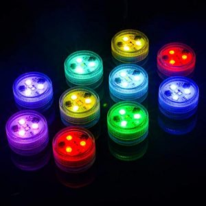 Luces Led Sumergibles