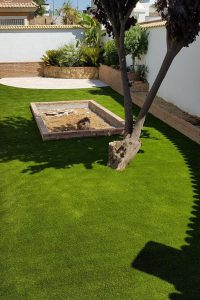 Cesped Artificial De Jardin