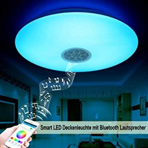 Lamparas Led Con Bluetooth