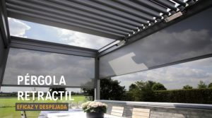 Pergolas Retractiles