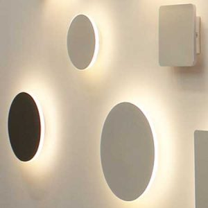 Plafones Led Pared