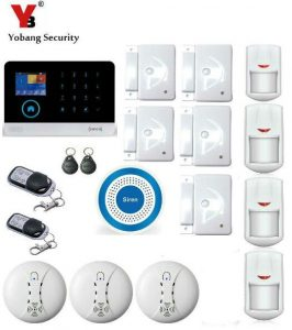 Alarmas Wifi Android