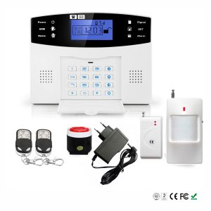 Kit De Alarmas Inalambricas