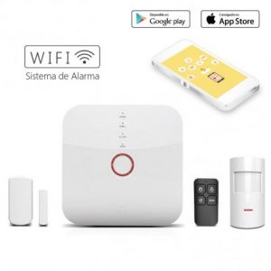Kit De Alarmas Wifi