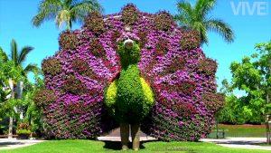 18 de los más bellos jardines del mundo