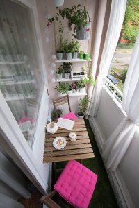 Balcones decorados para todos los estilos y gustos