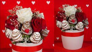 Cómo hacer un ramo de rosas para ofrecer en el día de San Valentín
